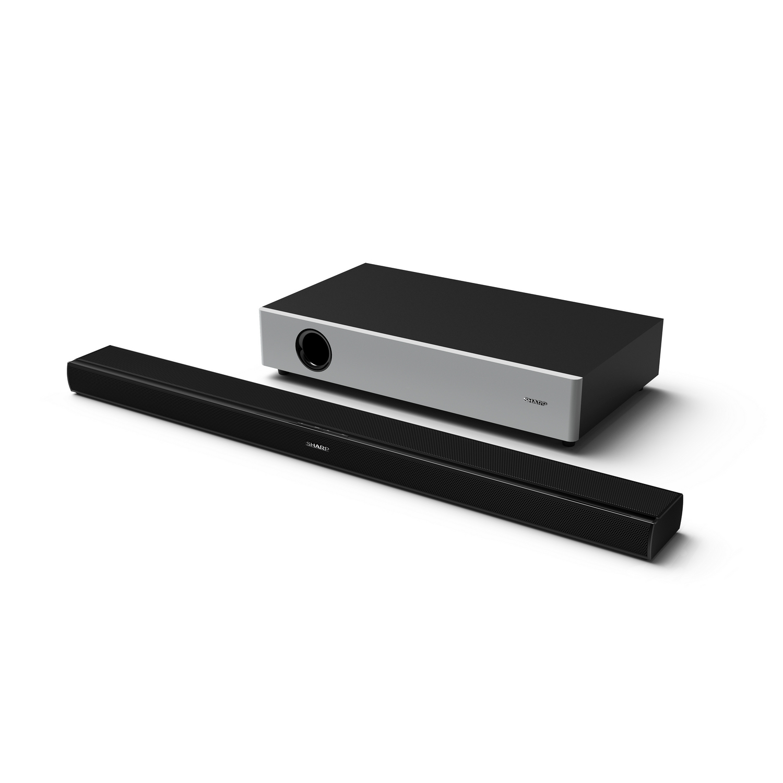 Sharp HT-SBW160 Soundbar 2.1 ULTRA SLIM -  WIRELESS HOME THEATRE