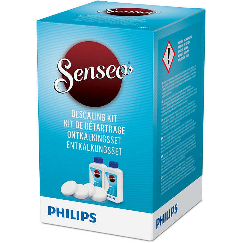 Philips CA6521/00 Senseo Entkalker SENSEO FLÜSSIGENTKALKER-SET