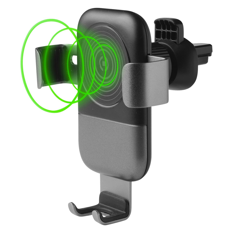 M-LINE Mline Wireless KFZ-Ladehalterung GRAVITYCHARGE QI FÄHIG
