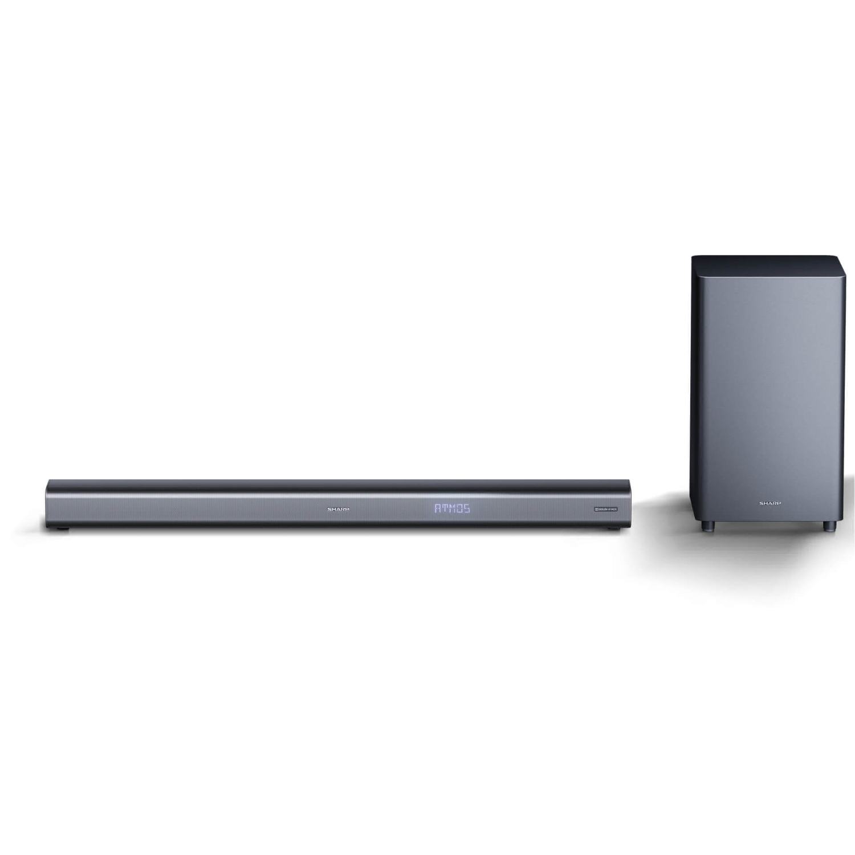 Sharp HT-SBW460 3.1 Dolby Atmos Soundbar MIT KABELLOSEM SUBWOOFER