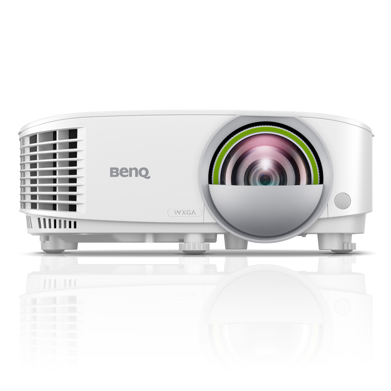 BenQ EW800ST WXGA Daten-/ Videoprojektor (9H.JLX77.14E)