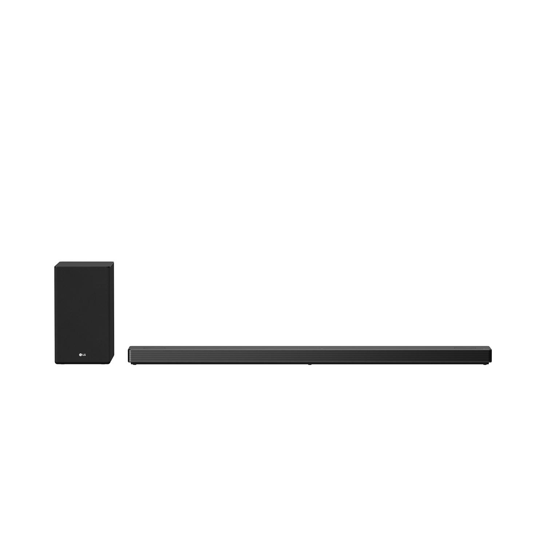 LG DSN10YG DOlby Atmos Soundbar 5.1.2 KANALSYSTEM