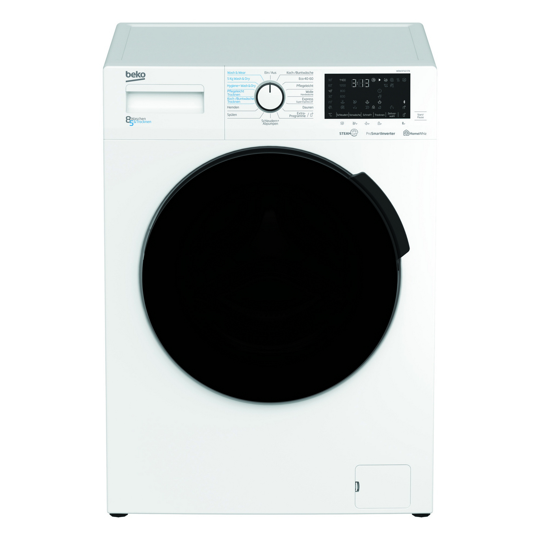 Beko WDW 8716 STB Waschtrockner 8KG/5KG