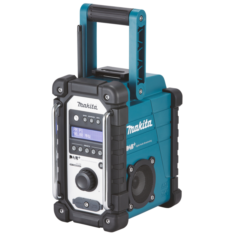 Makita DMR110 Akku-Radio DAB/DAB+ 10,8-18V
