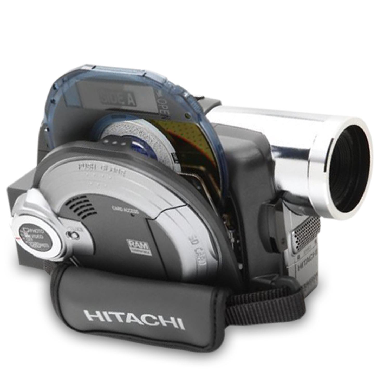 Hitachi DZ-MV580 DVD-CAMCORDER