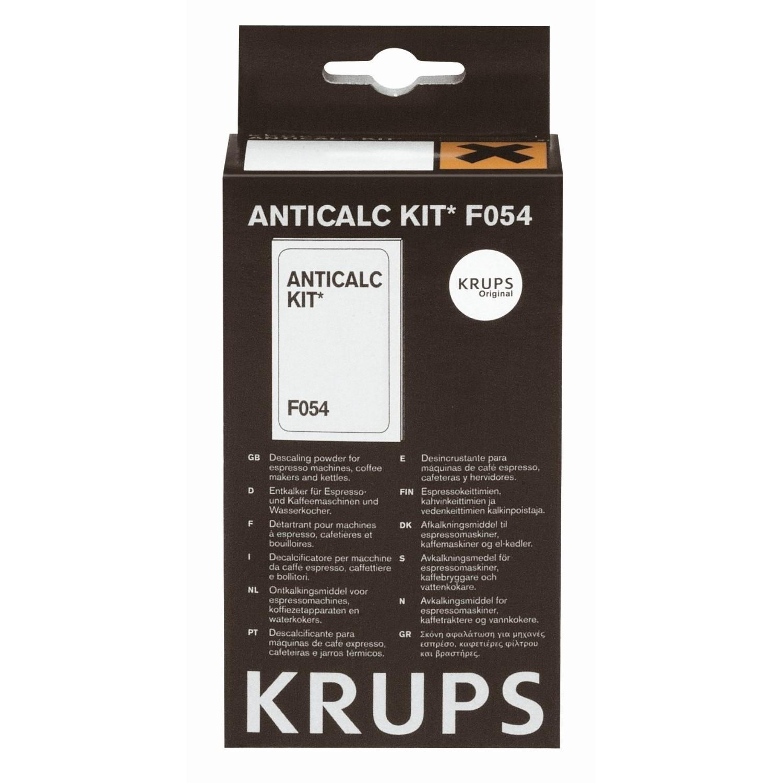 Krups F054 Spezial Entkalkungs-Set SPEZIAL ENTKALKUNGS SET 2STK